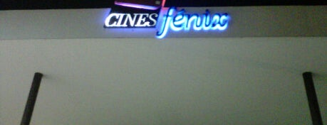 Cines Fénix is one of Cines de la Argentina.
