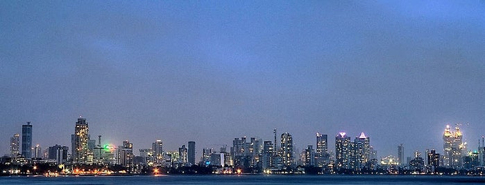 Worli Sea Face is one of Looking @ Skylines.