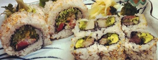 Sushi Zen is one of Midtown.
