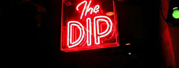 The Dip is one of Sydney's Best City Bars.