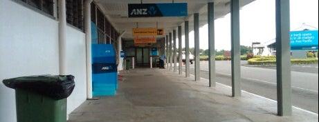 Nausori International Airport (SUV) is one of Airports (around the world).