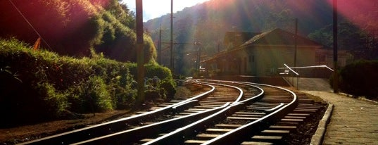 Estação Eugênio Lefevre is one of Locais salvos de Fabio.