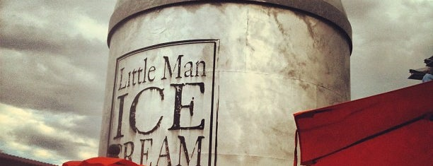Little Man Ice Cream is one of Locais curtidos por Katherine.