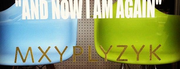 Mxyplyzyk is one of #myhints4NewYorkCity.