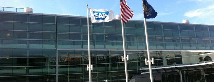 SAP America (NSQ) is one of Philadelphia.