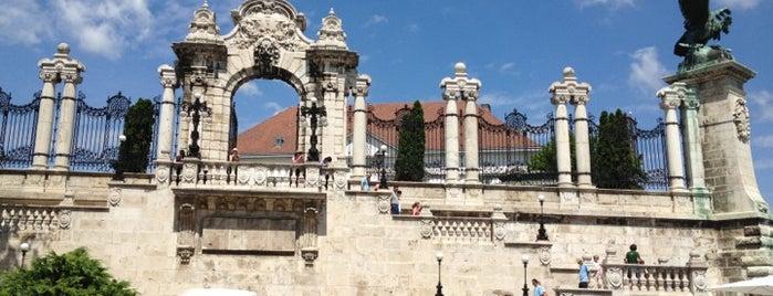 Budavári Palota is one of Must See in Budapest !.