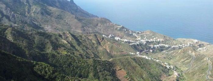 Parque Rural Anaga is one of Tenerife 2013.