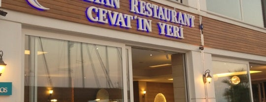 Dalyan Restaurant - Cevat'ın Yeri is one of Lugares favoritos de Canan.