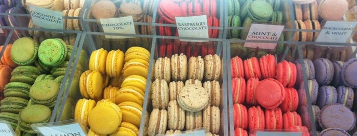 Yann Haute Patisserie is one of Calgary.