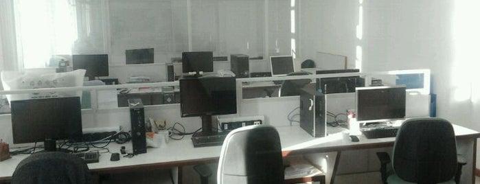 TIC - Superintendência de Tecnologia da Informação e Comunicação is one of UFRJ.