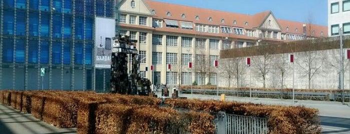 ZKM | Zentrum für Kunst und Medien is one of Karlsruhe beloved.