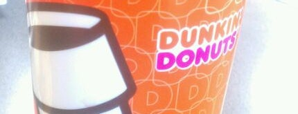Dunkin' is one of Beaufort, SC To-do List.