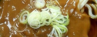 立喰そば ポンヌッフ is one of カレー2.