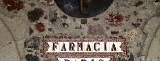 Farmacia Paris De Químicos is one of Posti che sono piaciuti a Zava.