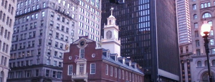 Boston Massacre Monument is one of Revolutionary War Trip.