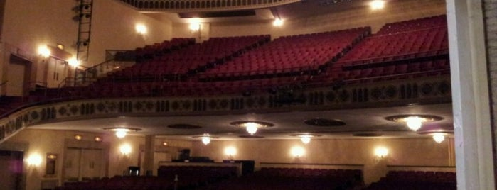 The Palace Theatre is one of Ootd.