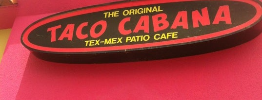 Taco Cabana is one of Posti che sono piaciuti a Aaron.