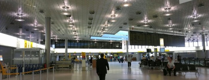 Hannover Airport (HAJ) is one of Airports - Europe.