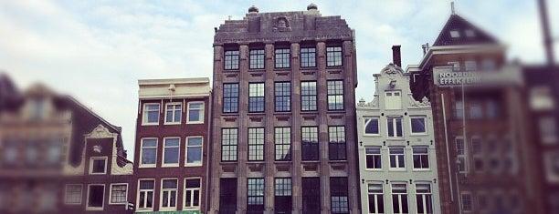 P.G.C. Hajenius is one of Amsterdam.