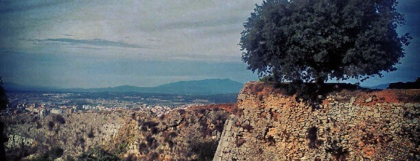 Castell de Montjuïc is one of Locais curtidos por Francesc.