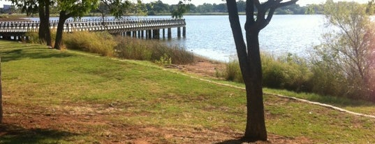 Boomer Lake Park is one of Top Picks for Disc Golf Courses 2.