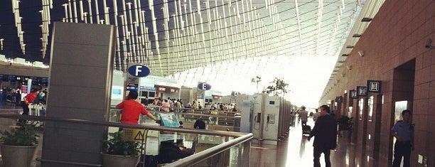 상하이 푸둥 국제공항 (PVG) is one of International Airport Lists (2).