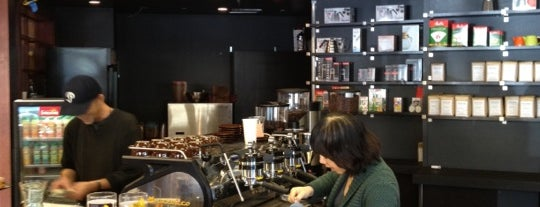 Highwire Coffee Roasters is one of East Bay.