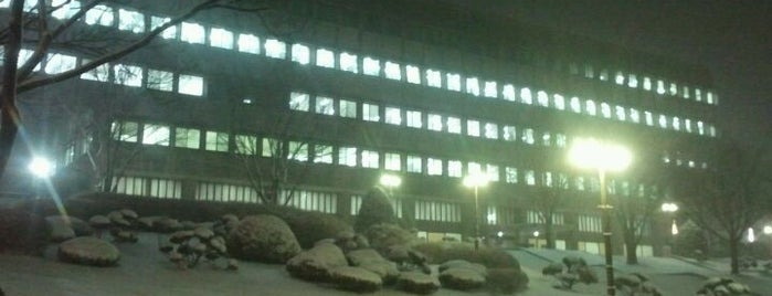 Seoul Nat'l University Central Library is one of Posti che sono piaciuti a Kyusang.