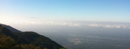 Echo Mountain is one of LA Places.