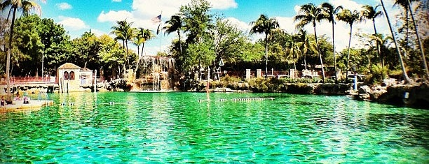 Venetian Pool is one of Miami: history, culture, and outdoors.