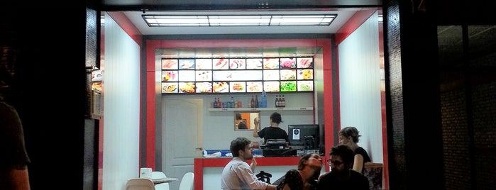 Nuevo Concepto, platos japoneses is one of Menjar Ràpid 2.