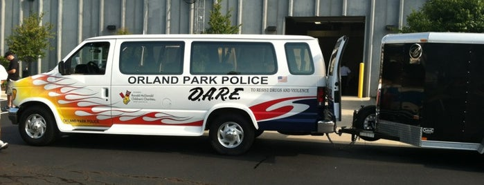 Orland Park Police Department is one of favorites 1.