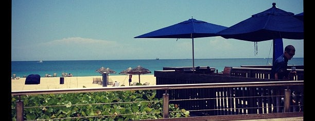 Fort Lauderdale Marriott Harbor Beach Resort & Spa is one of Posti che sono piaciuti a Emily.