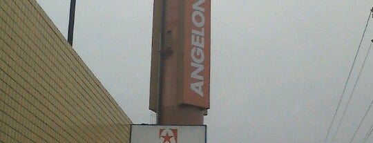 Supermercado Angeloni is one of :).