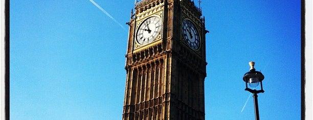Big Ben (Torre Elisabeth) is one of World Sites.