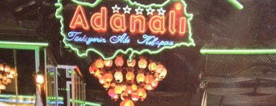 Adanalı Kebap - Ambarlı is one of Locais curtidos por Metin.