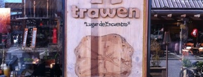 Trawen Café is one of Locais curtidos por Brenna.