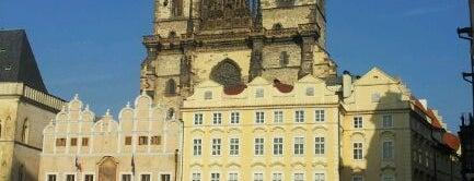 Kostel Matky Boží před Týnem is one of StorefrontSticker #4sqCities: Prague.