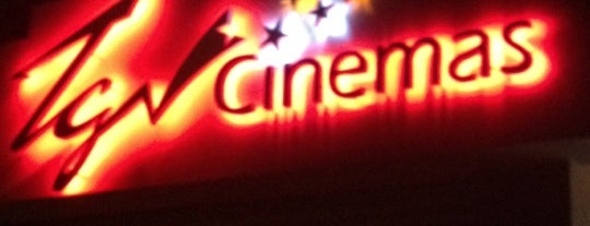 TGV Cinemas is one of Locais curtidos por Alyssa.