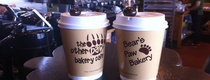 Bear's Paw Bakery is one of Jasper & Banff List.