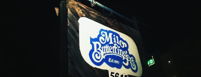 Milo Butterfingers is one of Hungry in the DTX (Dallas, Tx area).