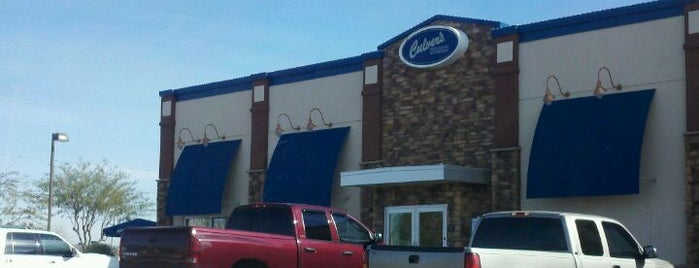 Culver's is one of Lieux qui ont plu à Ricardo.