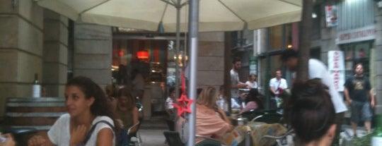 Ménage à trois is one of Terrazas de Barcelona.