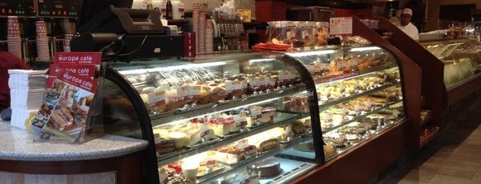 Europa Cafe is one of NY/NJ.