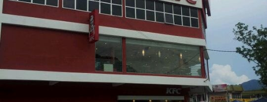 KFC is one of Makan @ Utara #7.
