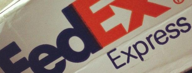 FedEx (shipping) Archipelago is one of สถานที่ที่บันทึกไว้ของ S.