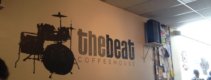 The Beat Coffeehouse is one of Vegas.