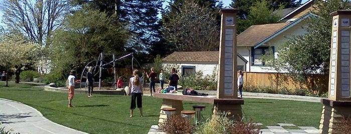 Ballard Corners Park is one of Seattle's 400+ Parks [Part 1].