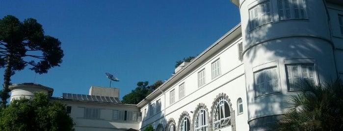 Hotel Casacurta is one of Locais curtidos por Guilherme.