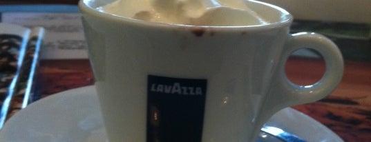 Eataly Flatiron is one of NY Espresso.